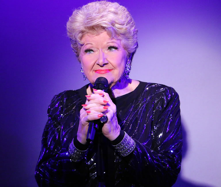 """Marilyn Maye, """"An Evening with Marilyn Maye"""" and """"Master Singing Class"""" – Telluride"""