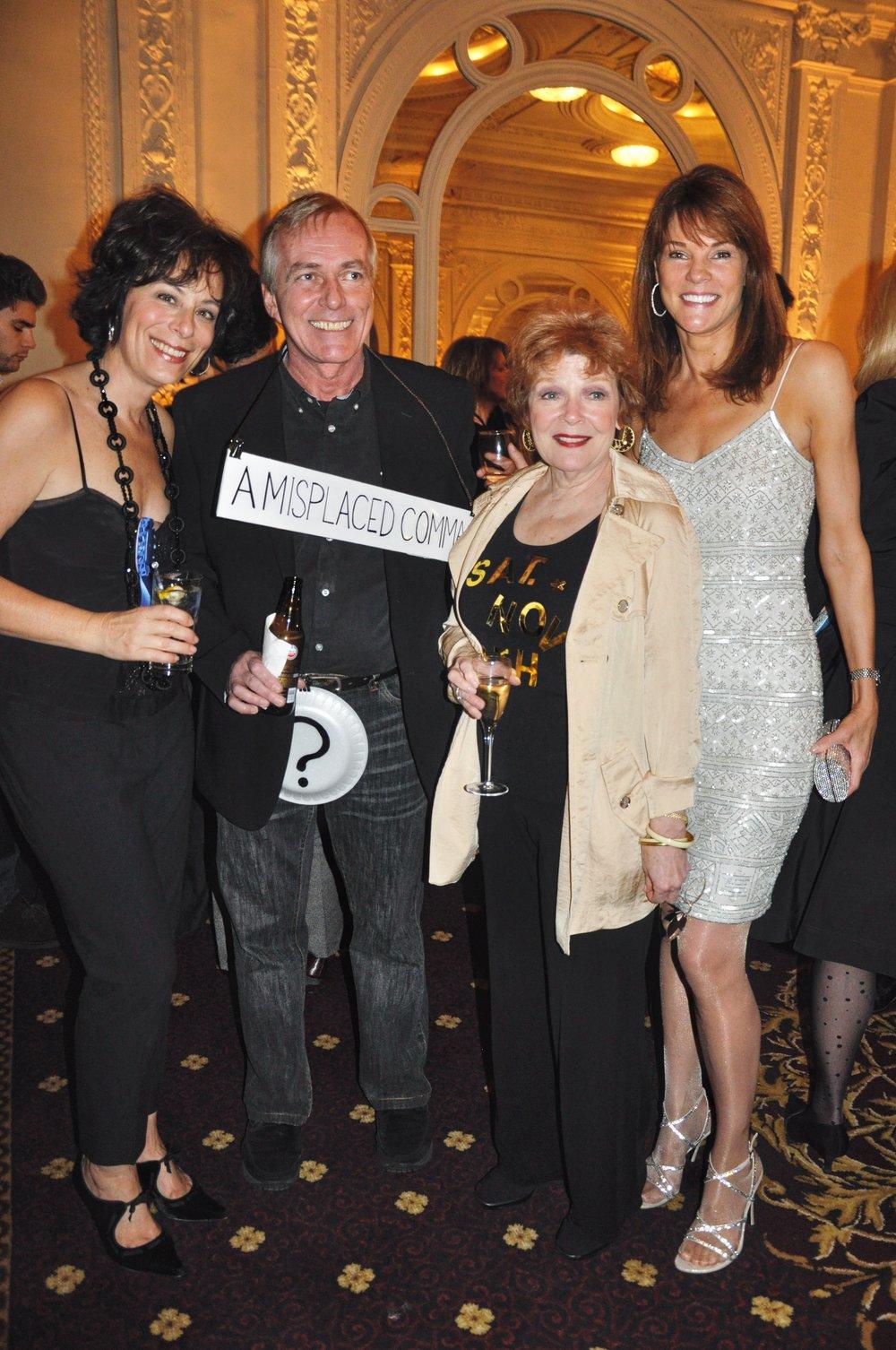 Jane Kaczmarek, Anita Gillette, and Carolyn McCormick