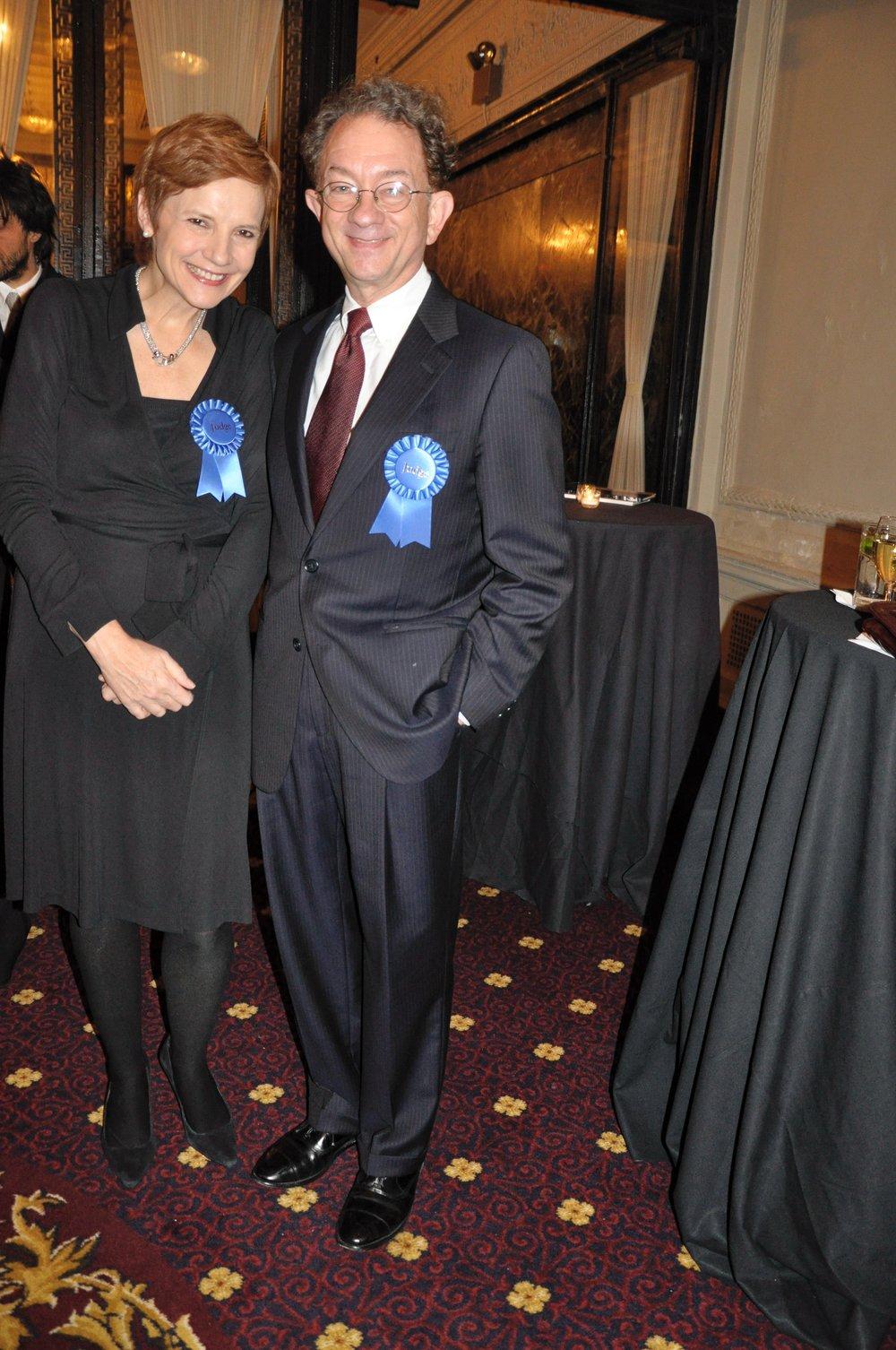 Tara Rubin and William Ivey Long