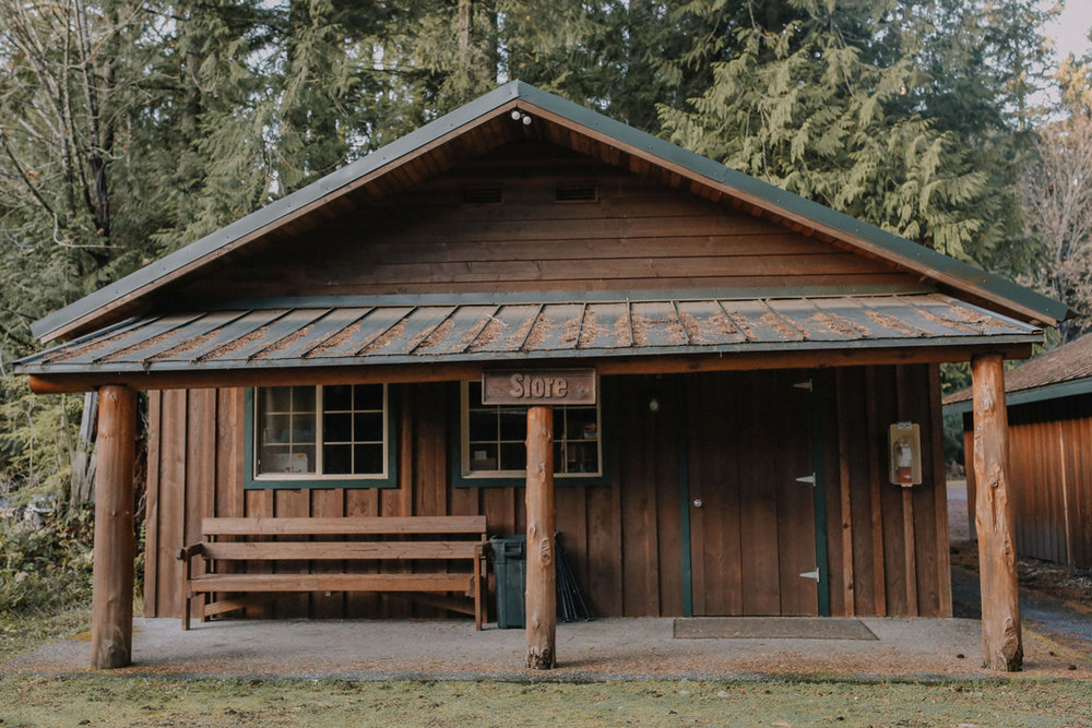 Sunset Lake Camp Store