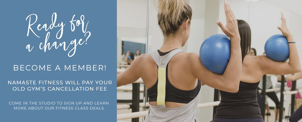 Fitness Class Promotion
