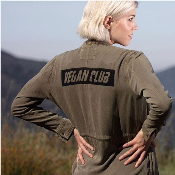 VEGAN CLUB -