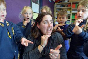 Sarah Asome, Bentleigh West Primary School