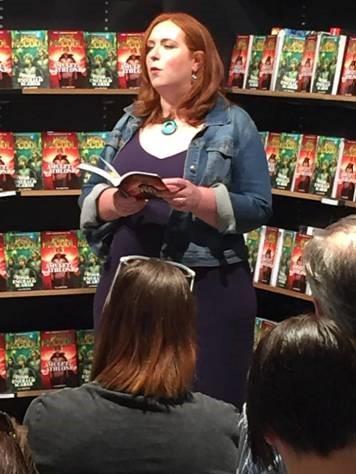 Ruth Devine, Author