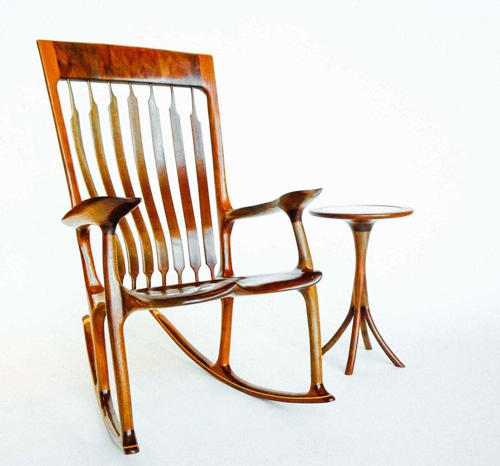 Hal Taylor rocking chair