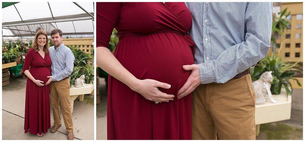Fuquay maternity session