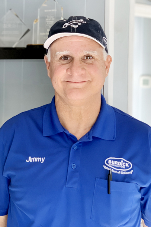 Jimmy Walker - Service Writer