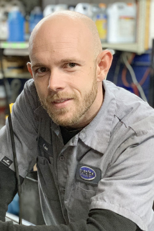 Lee Lewis - ASE Certified Technician