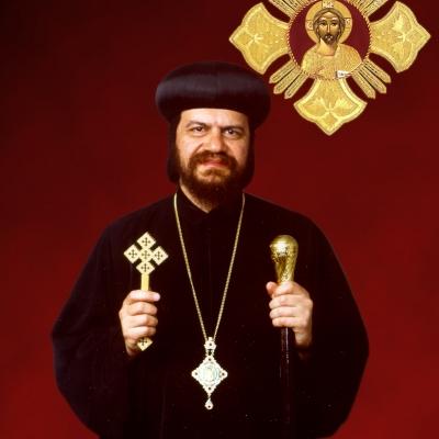 His Eminence Metropolitan Serapion - President
