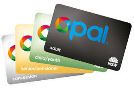 For all public transport travel you will need to purchase an OPAL card from your local newsagency/convenience store and pre-load this with money. Download the Opal app to top-up your account.<https://www.opal.com.au/>
