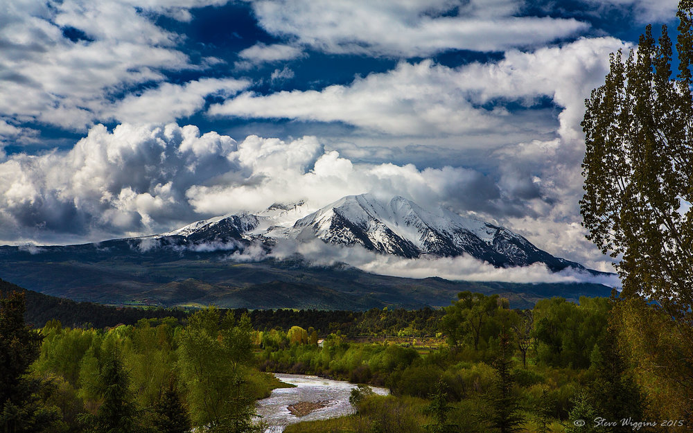 Carbondale area and our beloved Mount Sopris