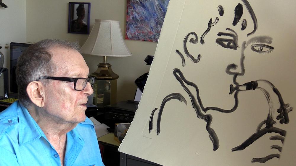 Arthur Secunda in Ten Days with Art