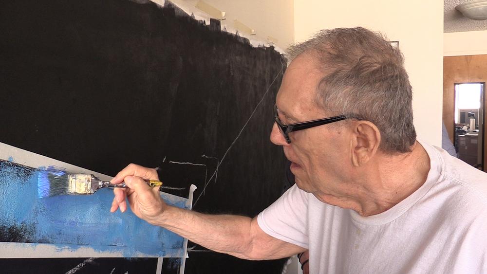 Arthur Secunda Paints