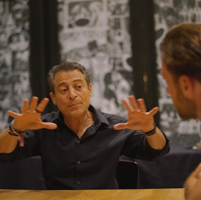 """(Link in bio)  JUST RELEASED! An interview I conducted with Peter Diamandis, co-founder and executive chairman of Singularity University and XPrize Foundation, coauthor ofThe New York Times bestsellersAbundance: """"The Future Is Better Than You Think""""and""""BOLD: How to Go Big, Create Wealth, and Impact the World"""", and cofounder of the International Space University! In the interview we discuss: optimism for the future, overpopulation, technological advancement and risks that come along with it. . Interviews like these - with people who have opposing perspectives to mine - provide the largest opportunity for growth. I find that I spend too much time giving perspective, and not enough time receiving it. These conversations force me to let go of my preconceived notions,  instead to fully listen to the viewpoint of another; they teach me to respond from a place of curiosity, rather than from a need to validate my perspective. . Enjoy! 📸: @matthewnadu"""