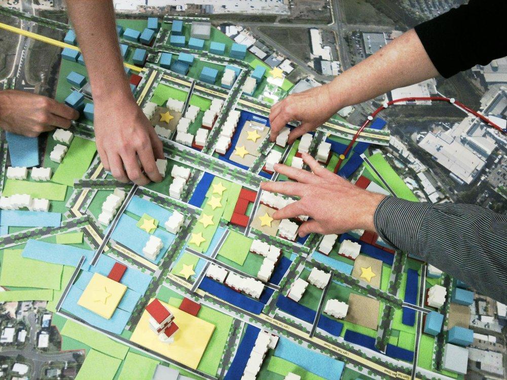 Maroochydore Central Master Planning Workshop 2012