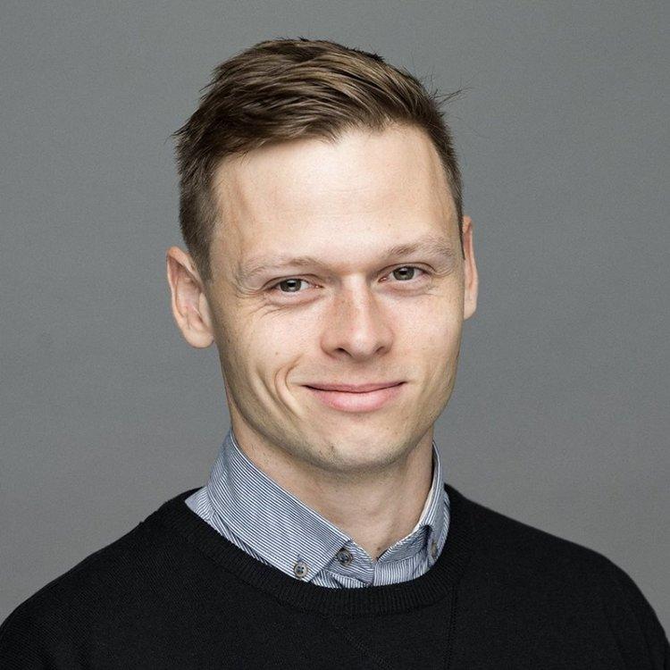 Martin Paludan (DK)   Communication & Marketing manager at Boye & Co