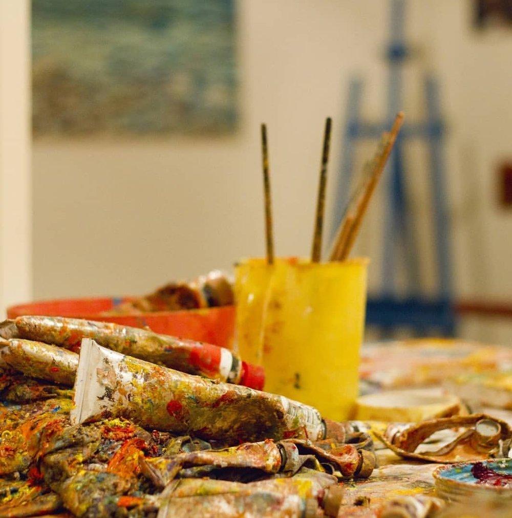 'View from my studio' - Tanja Babic