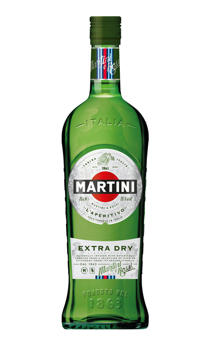 Martini & Rossi's Dry vermouth.