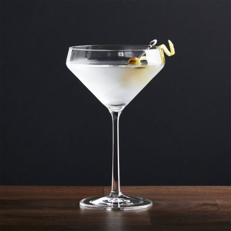 The more functional coupe glass