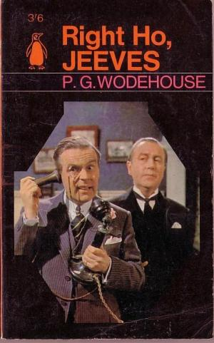 Bertie Wooster (L) and his valet Jeeves (R)