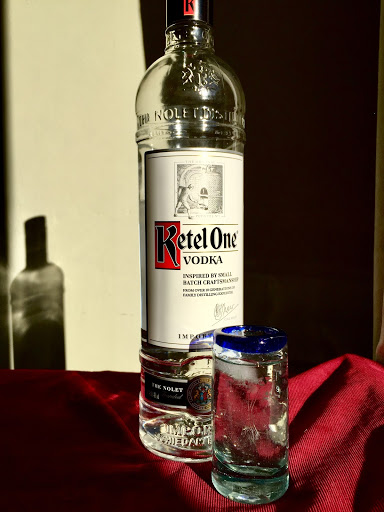 Ketel One vodka by the Nolet Distillery in Holland