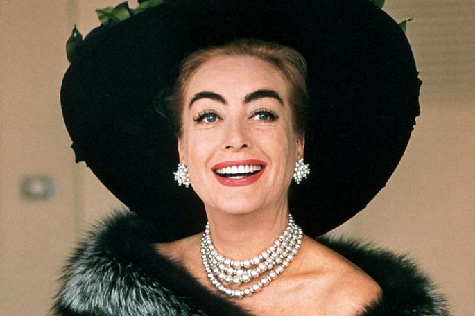 Joan Crawford in the 1960's