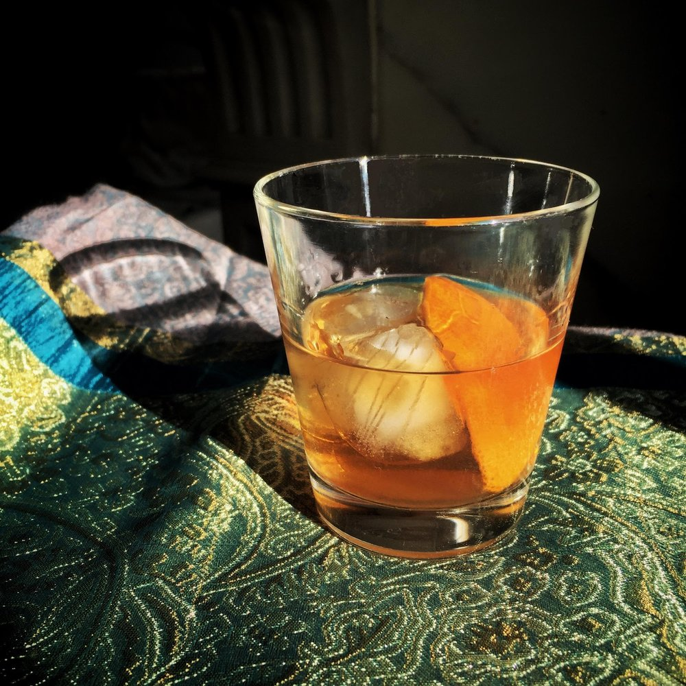 The Old Fashioned: old-school but never out of fashion. - Next week on Chrystal