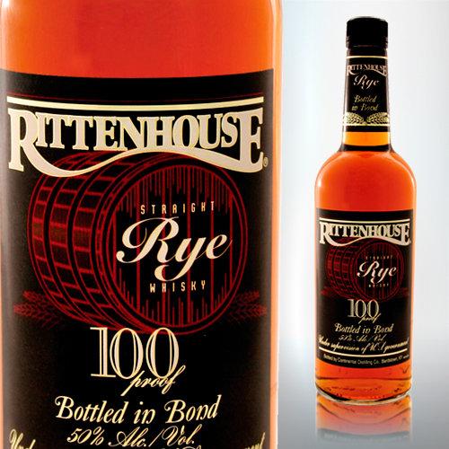 The great Rittenhouse Rye.