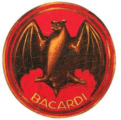 Original Bacardi Logo