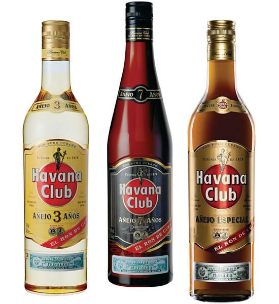 Havana Club: the 5th biggest rum brand