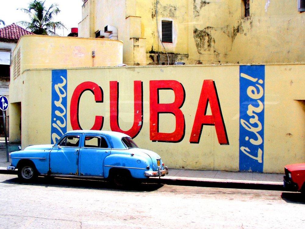 Havana, the natural habitat of the Cuba Libre