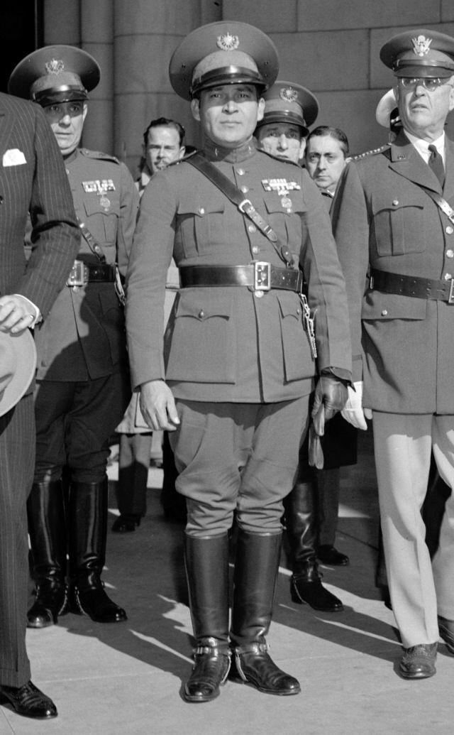 El Présidente    Fulgencio Batista    of Cuba, b.1901-d.1973