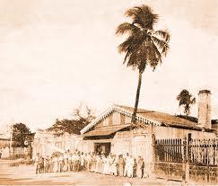 The original Bacardi distillery in Santiago de Cuba