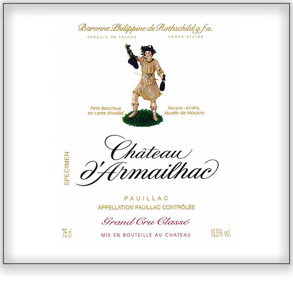 Chateau D'Armailhac<a href=/darmailhac>Bordeaux, France ➤</a>