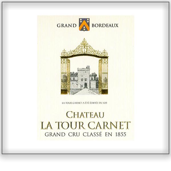Chateau La Tour Carnet<a href=/la-tour-carnet>Bordeaux, France  ➤</a>