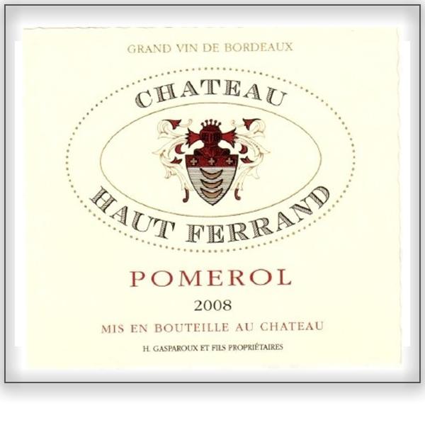 Chateau Haut Ferrand<a href=/haut-ferrand>Bordeaux, France ➤</a>
