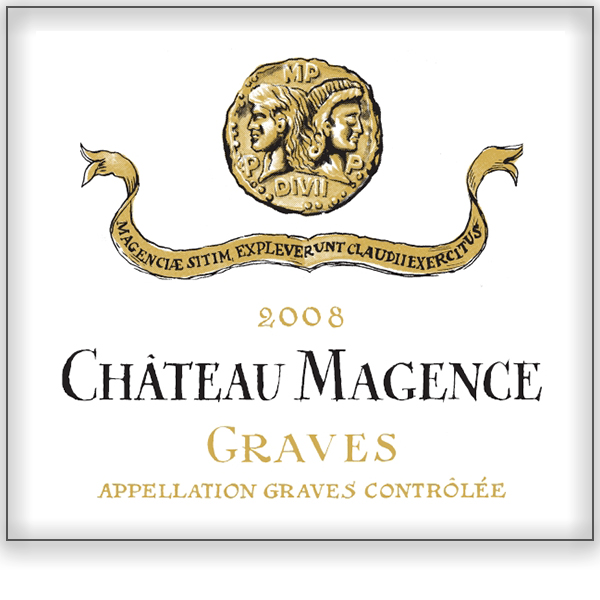 Chateau Magence<a href=/magence>Bordeaux, France ➤</a>