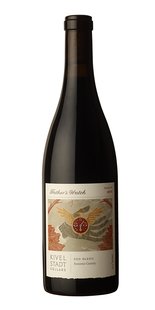 FATHER'S WATCH RED BLEND     TECH SHEET 2016       LABEL