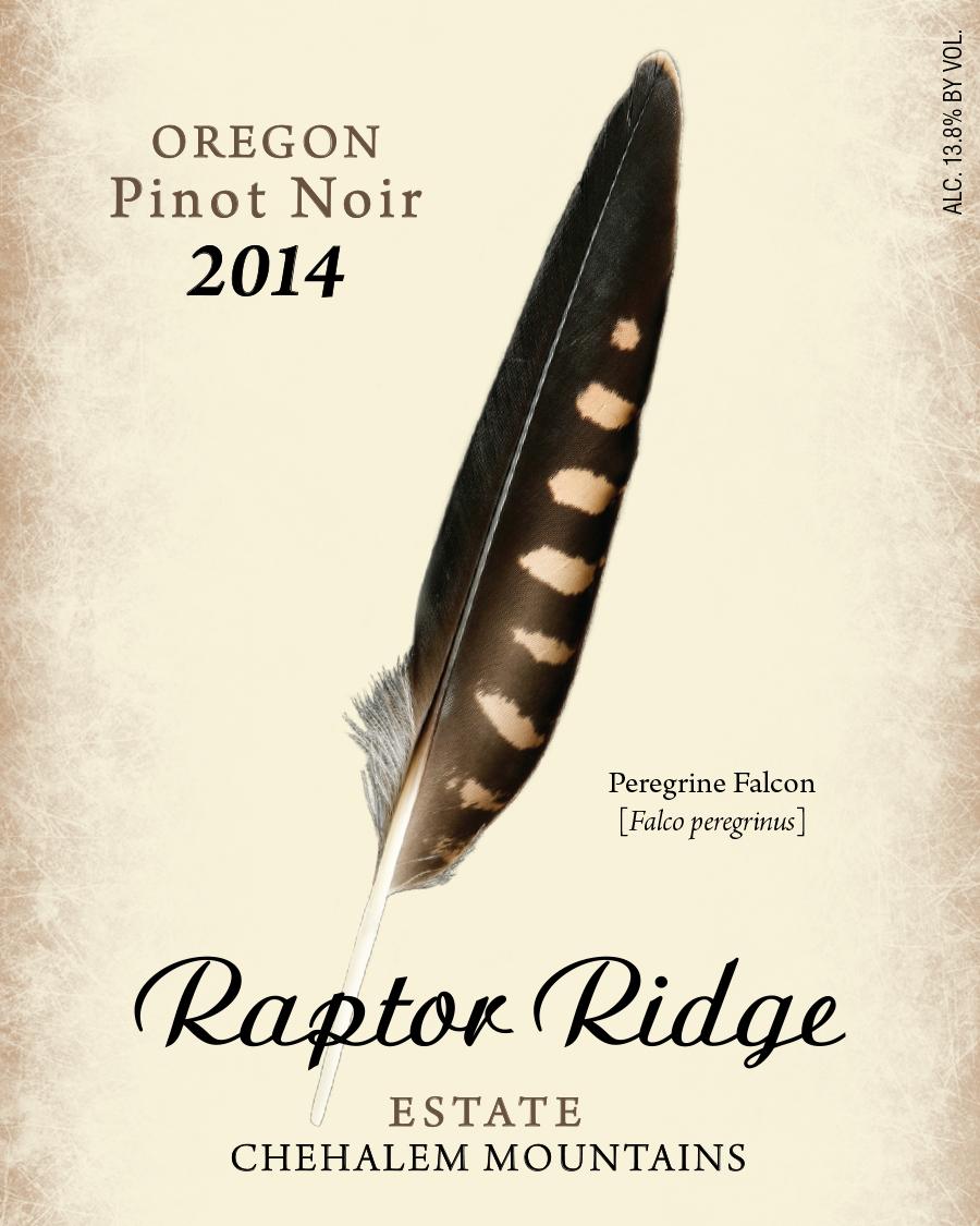 PINOT NOIR ESTATE     TECH SHEET 2014