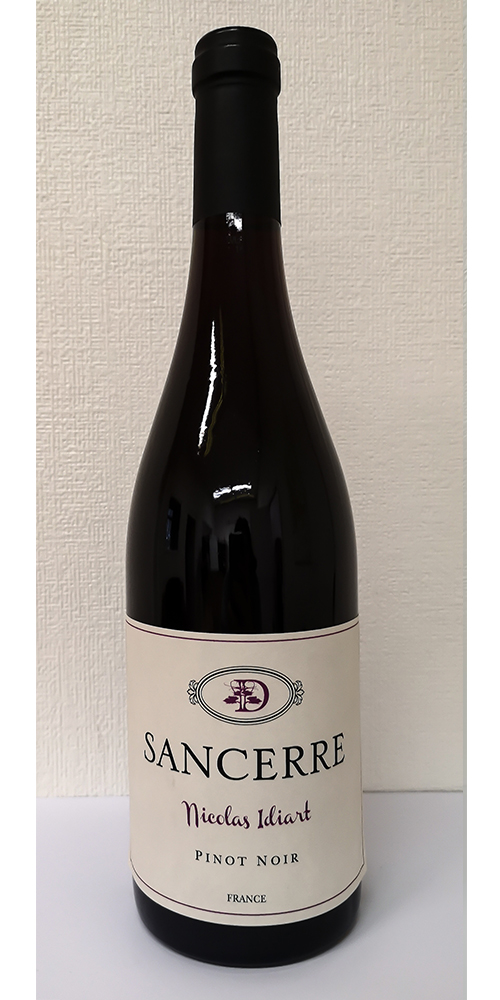 SANCERRE ROUGE     TECH SHEET 2017       LABEL