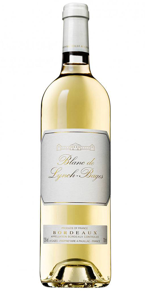 BORDEAUX BLANC     TECH SHEET 2016       LABEL