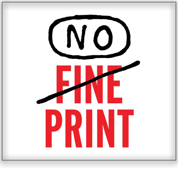 No Fine Print<a href=/no-fine-print> California ➤</a>
