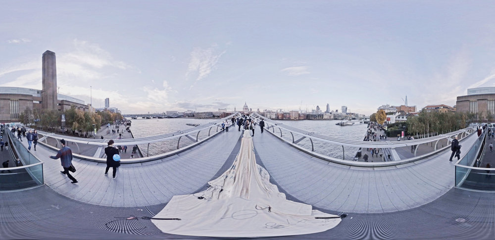 360 view the dress - Tate - St Pauls