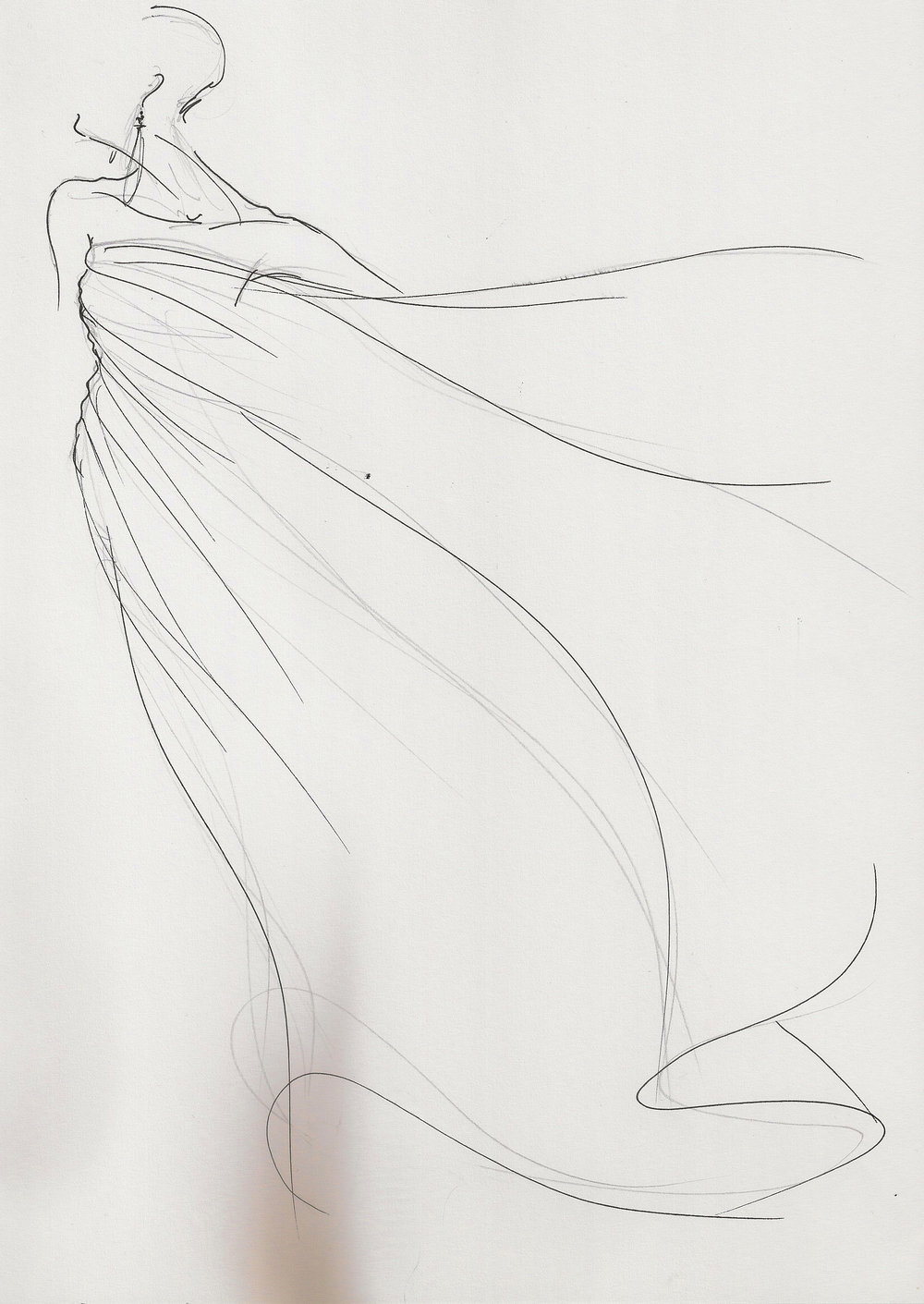 Line Sketch of climate  'Dress' .jpg
