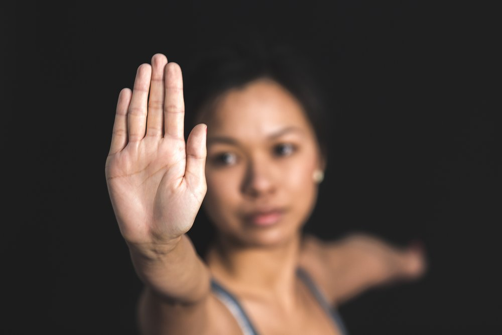 Women's Self Defense - We are proud to teach self defense at The Studio. We strive to give all women the tools and skills they need to walk with confidence in any situation.