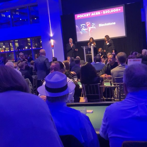 Thank you everyone for coming out last night!  Our MS Hope for a Cure charity poker tournament was a success!!! We had over 200+ people and raised 400K +. Your contribution and awareness of MS help in the search for a cure and save lives.  Special THANKS to @antzinno @andy.frankenberger @bweafer for donating their time as our poker/fitness coaches. 💜🌈💜 @mshopeforacure @pokerforgood @supermaysiu  #multiplesclerosis #mshopeforacure  #charityevent #charitypokertournament# #greaterhumanity #beinspired #bekind
