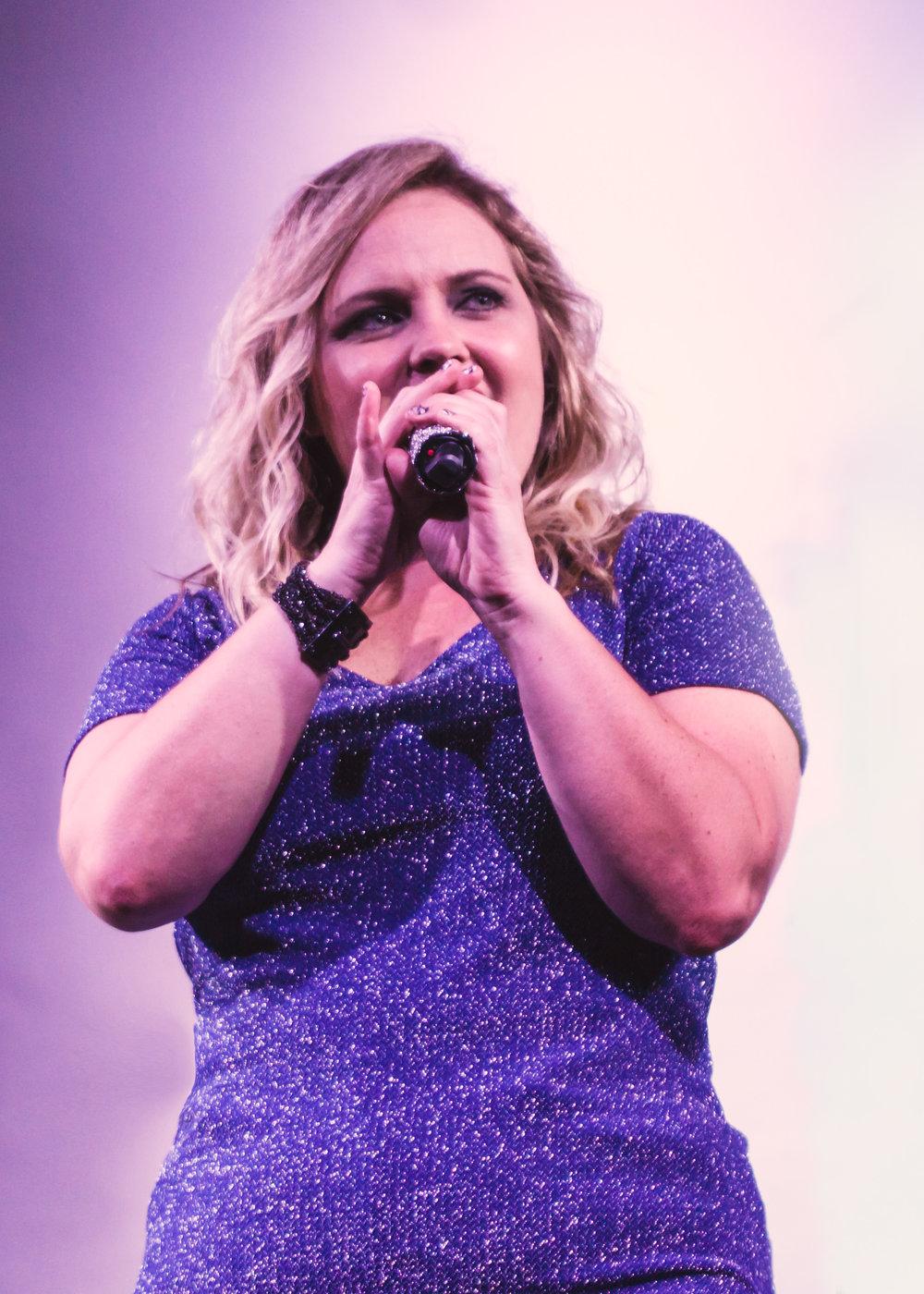 Samantha Russell - Vocals