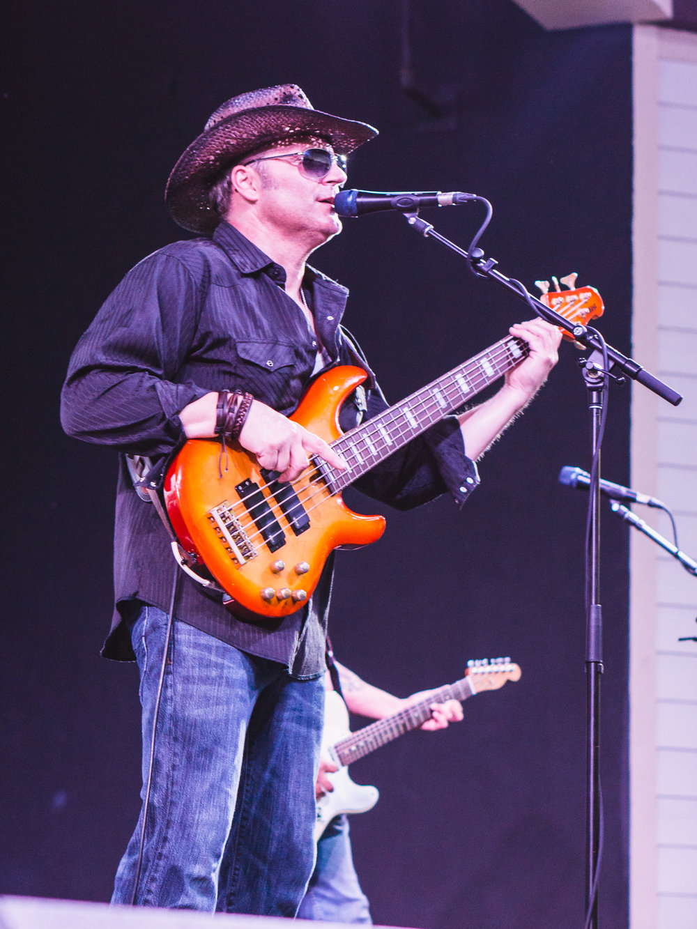 Bob Melber - Bass Guitar, Vocals