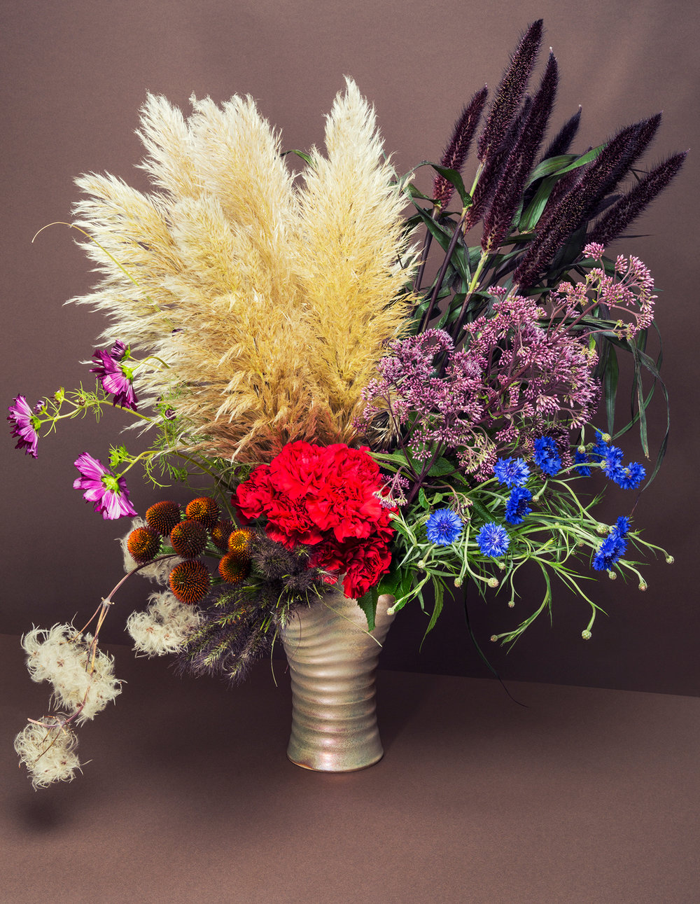 Arrangement by Mark Colle AnOther Magazine