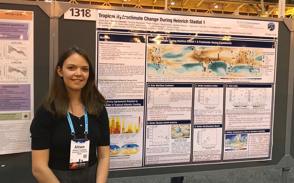 About - I am a Ph.D. candidate studying climate science at the University of Texas at Austin